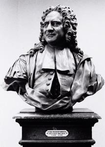 Portret van Petrus van Musschenbroek (1692-1761)