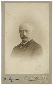 Portret van Jan Sijtsma (1841-1911)