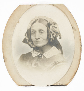 Portret van Aleida Catharina Houck (1791-1867)