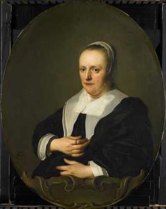 Portret van Sara de Bie