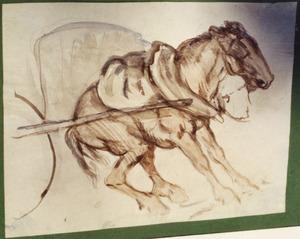 Gemend paard