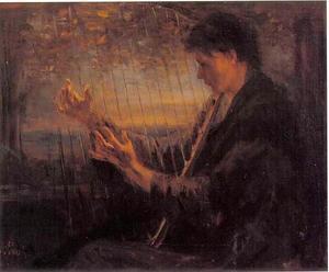De harpspeler