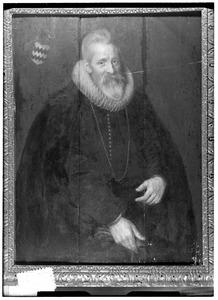 Portret van Gerard van Reede (1544-1612)
