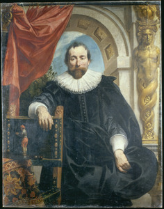 Portret van Rogier Le Witer (1591-1678)