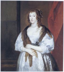 Portret van Elizabeth Dormer, Lady Herbert
