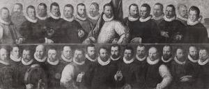 Het korporaalschap van kapitein Reynst Pietersz en vaandrig Claas Claasz Kruys (1552-..)