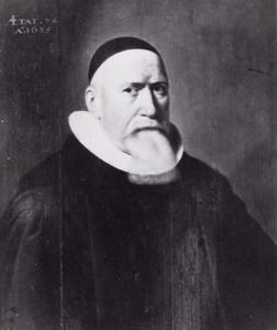 Portret van Bernardus Fullenius (....-....)