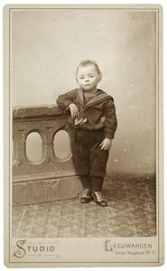 Portret van Klaas de Gavere (1896-1963)