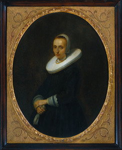Portret van Johanna Bardoel (1603- 1669)