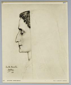 Portret van zuster Reinilda