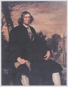 Portret van Cornelis Florisz. de Lange (1672-1718)