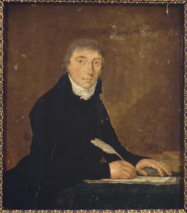 Portret van (waarschijnlijk) Pieter Pijpers