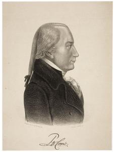 Portret van Frederik Willem Conrad (1769-1808)