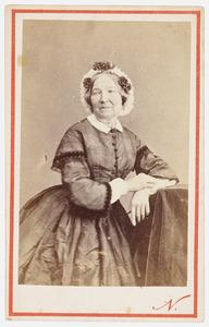 Portret van Maria Paulus (1792-1872)