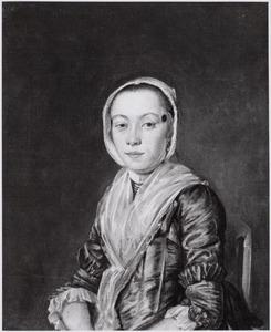Portret van Evertje van Veen (1766-1817)