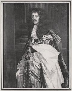 Portret van Charles II Stuart (1630-1685)