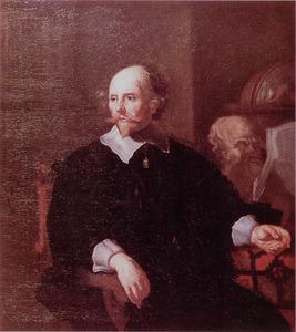 Portret van Samuel Coster (1579-1665)