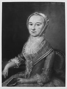 Portret van Petronella Johanna Godin (1753-1791)
