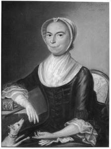 Portret van Catharina Emants (1745-1787)