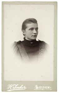 Portret van M.A. Verkoren (1876-1956)