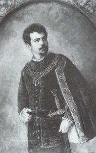 Portret van Desire Pauwels (1861-1942)