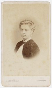 Portret van Marie Viotta