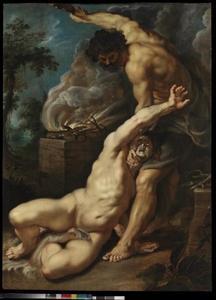 Kaïn vermoordt Abel (Genesis 4:2-12)