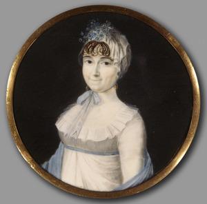 Portret van Maria Cornelia Star Lichtenvoort (1772-1853)