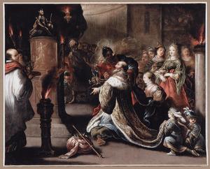 De afgoderij van Salomo (1 Koningen 11:7-8)