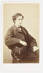Portret van A.J. Leenheer (1849-1868)