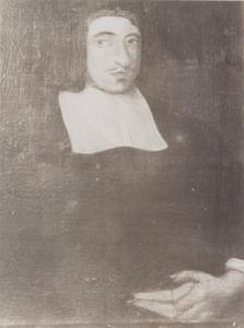 Portret van Robert Mac Ward (1663-1681)