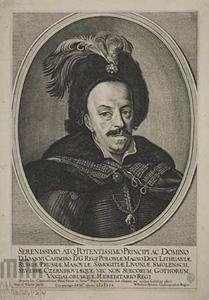 Portret van Jan II Casimir, koning van Polen (1609-1672)