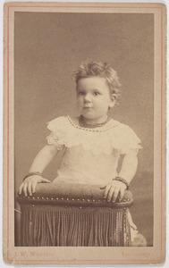 Portret van Margaretha Johanna Christina Ortt (1882-1964)