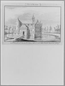 Voorzijde van Te Riviere (ook wel Mathenesse) bij Schiedam