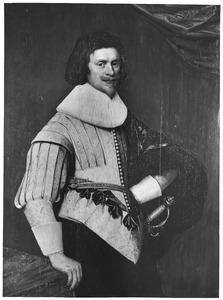 Portret van een man, waarschijnlijk Joost van Amstel van Mijnden (?-1651)