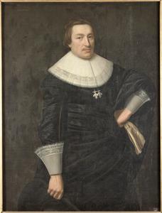 Portret van Jacob Veen (1580-....)