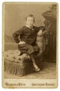 Portret van Alexander Heldring (1874-1938)