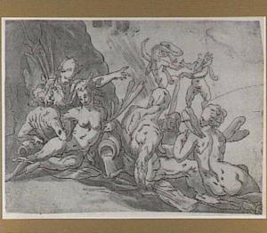 Pan en Syrinx (Metamorfosen 1:689-713)