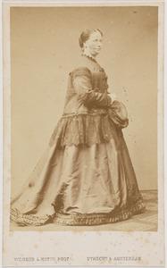 Portret van Françoise Margaretha van Weede (1823-1899)