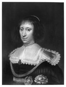 Portret van Geertruyt van der Dussen (1578-1642)