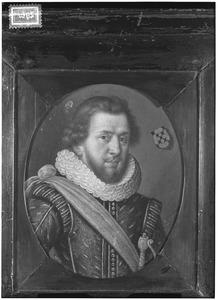 Portret van Adam van Lockhorst (1587-1656)