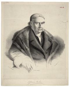 Portret van Reinard Jan van der Meulen (1768-1849)