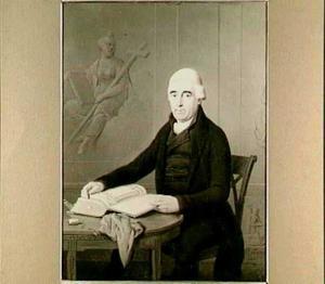 Portret van Simon van Brakel (1761-1836)