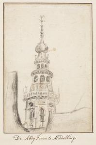 De Abdijtoren in Middelburg
