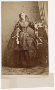 Portret van Anna Leonarda Mouton (1819-1902)