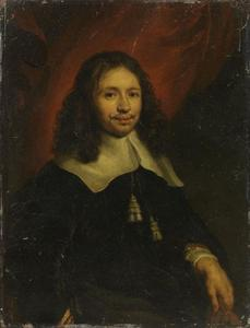 Portret van Dionijs Wijnands (1628-1673)