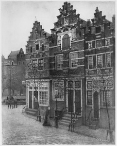 Oude huizen (Amsterdam)