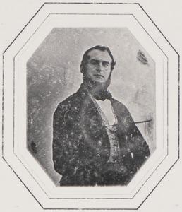 Portret van Lodewijk Christoffel Enschedé (1808-1854)