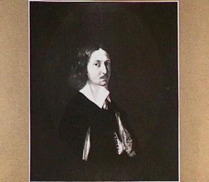 Portret van een man, ten halven lijve