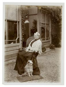 Portret van Elisabeth Jacoba de Wildt (1824-1906)